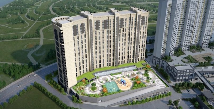 ЖК Highvill Gold Ishim – жилье премиального уровня