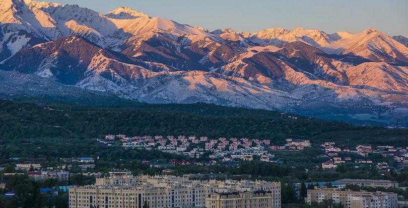5 ЖК Алматы: квартиры с видом на горы
