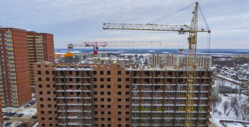 Почти 8 000 квартир построено в Павлодарской области за три года