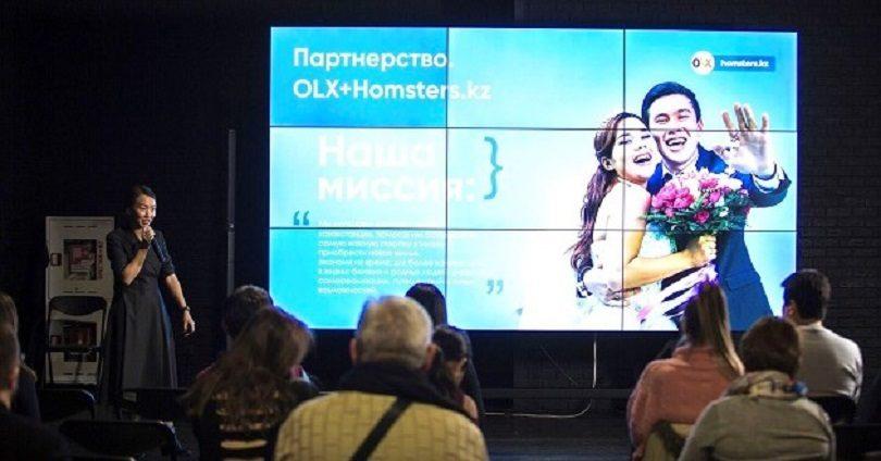 OLX.kz и Homsters.kz объявили о начале партнерства, которое изменит рынок недвижимости Казахстана