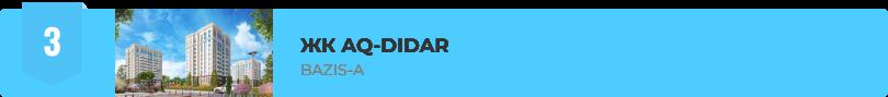 ЖК AQ-DIDAR