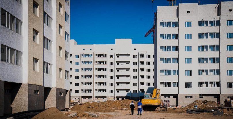 Проблемный долгострой, где насчитывается более 2 тыс. дольщиков, сдадут в текущем году в Нур-Султане