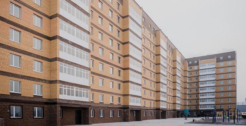 10 тысяч социальных квартир построят в Нур-Султане в 2021 году