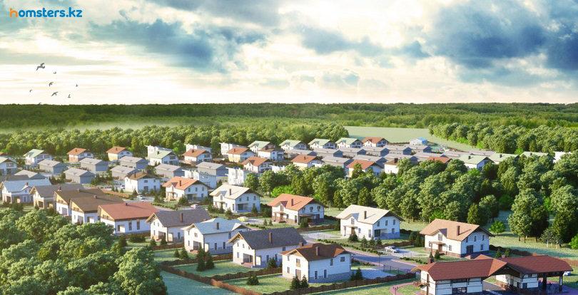 Жизнь в пригороде: ТОП 5 ЖК, куда переехать подальше от суеты Алматы