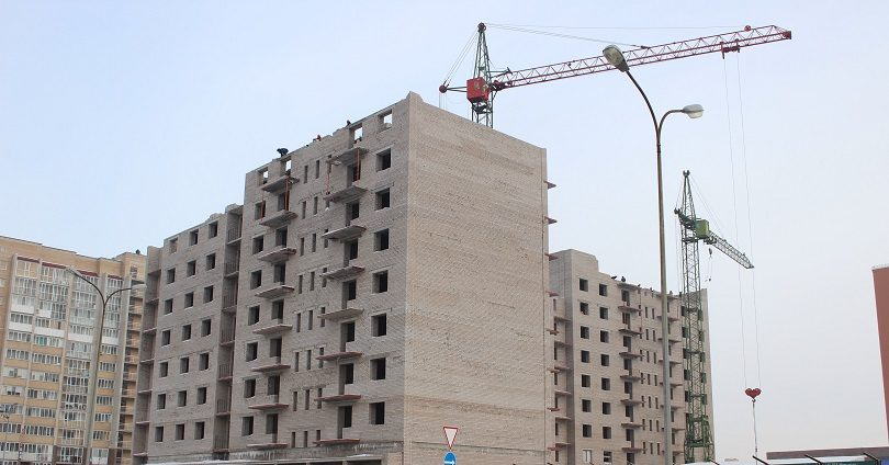 Почти 2,5 млн квадратных метров жилья планируют сдать в этом году в Астане