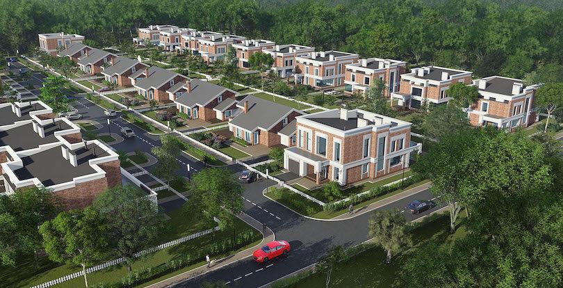 Выбираем дом: 5 коттеджных городков Нур-Султана