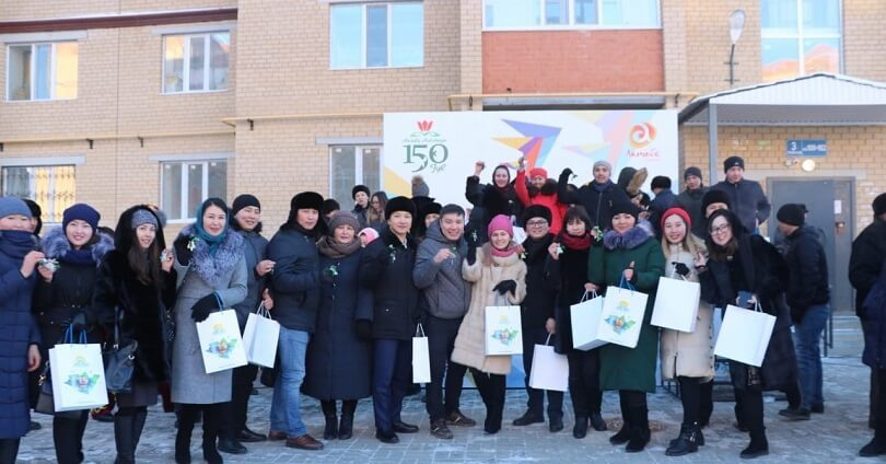 Акимат Актюбинской области совместно с ЖССБ запустил жилищную программу для молодежи
