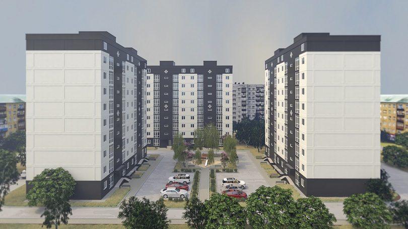 ЖК Айнабулак в Алматы