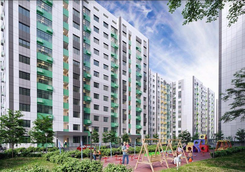 ЖК Alatau City