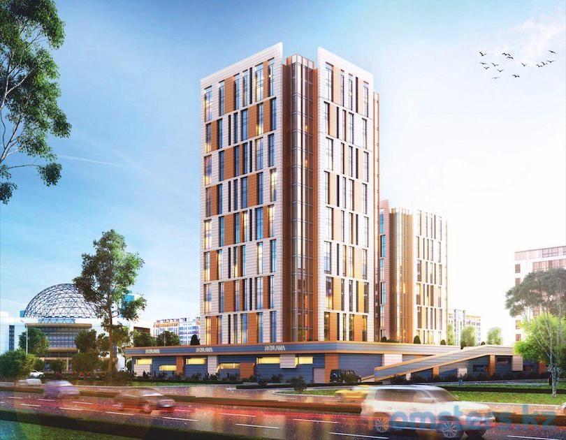 ЖК Samal Towers