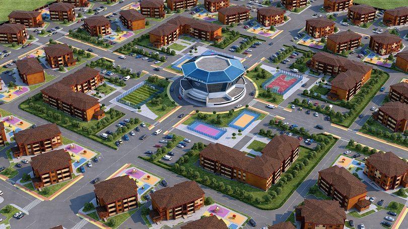 Жилой городок Diamond Park