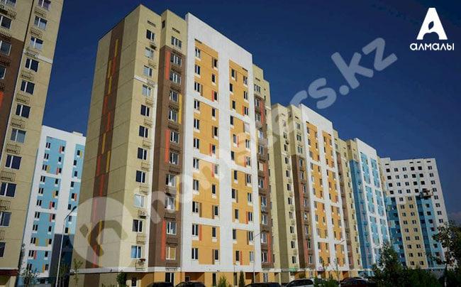 ЖК Алмалы в Алматы