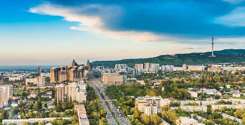 """Город в городе: 4 """"больших"""" ЖК Алматы"""