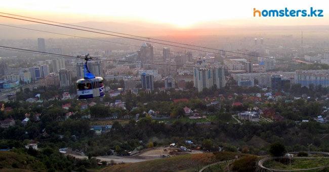Ключи к Новому году: 5 ЖК Алматы, где можно отпраздновать новоселье до конца этого года