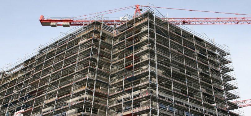 В алматинском микрорайоне Алгабас решили не строить дома выше 5 этажей