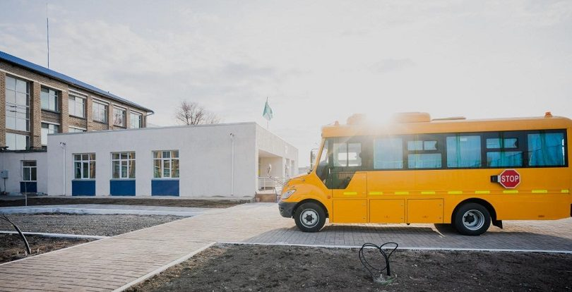 Возобновлено строительство школы-долгостроя в Нур-Султане