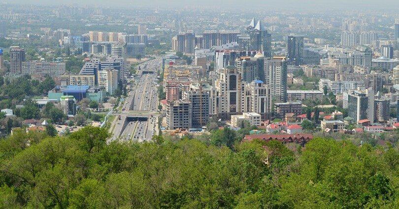 В Алматы хотят изменить правила застройки южнее проспекта аль-Фараби
