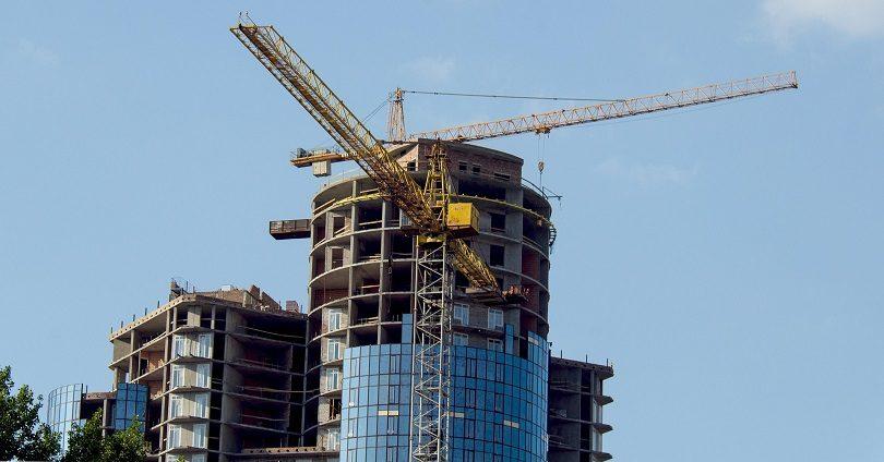 Казахстанские застройщики увеличили объёмы ввода жилья эконом-класса