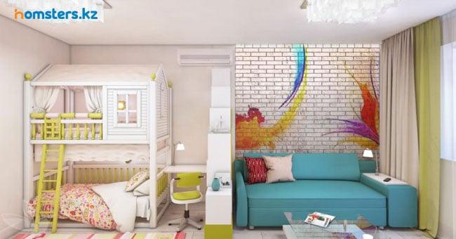 Советы по планировке квартиры для семьи с детьми