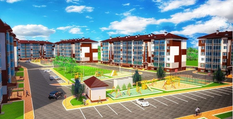 5 ЖК Нур-Султана (Астаны) с инфраструктурой для детей