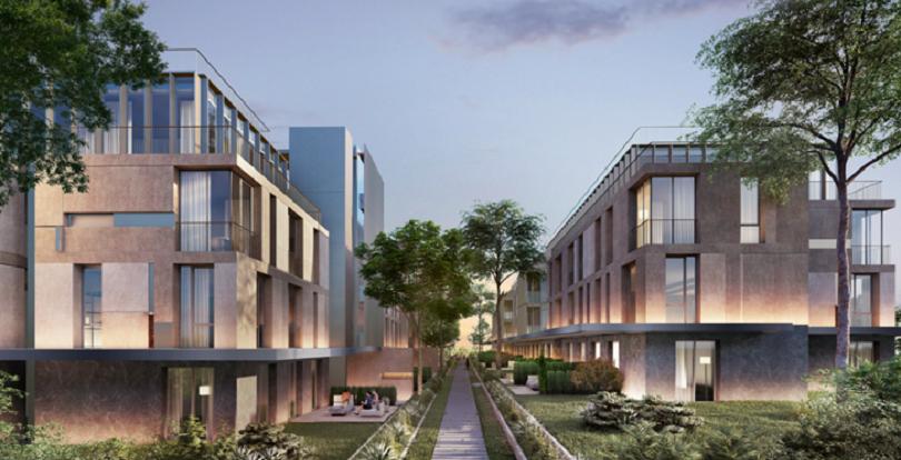 В Алматы представят новый престижный жилой комплекс