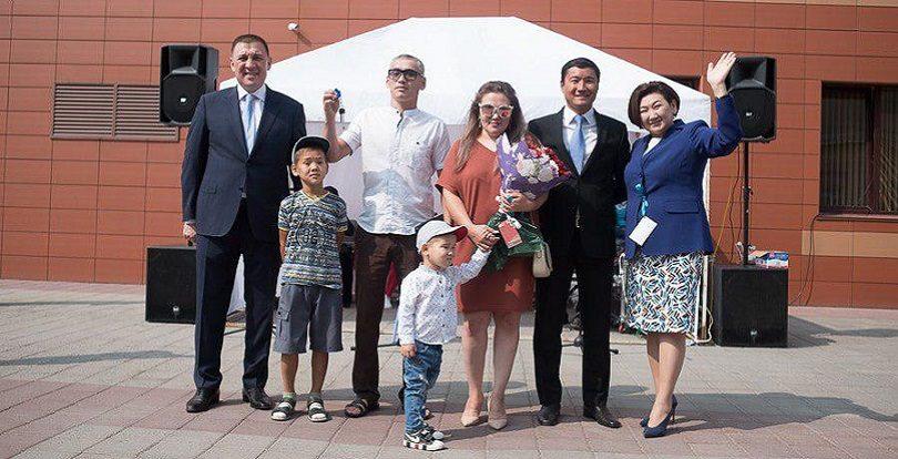 В Карагандинской области выданы первые кредиты по программе  «Бақытты отбасы»