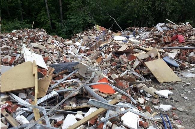 В Астане 200 застройщиков оштрафовали за мусор