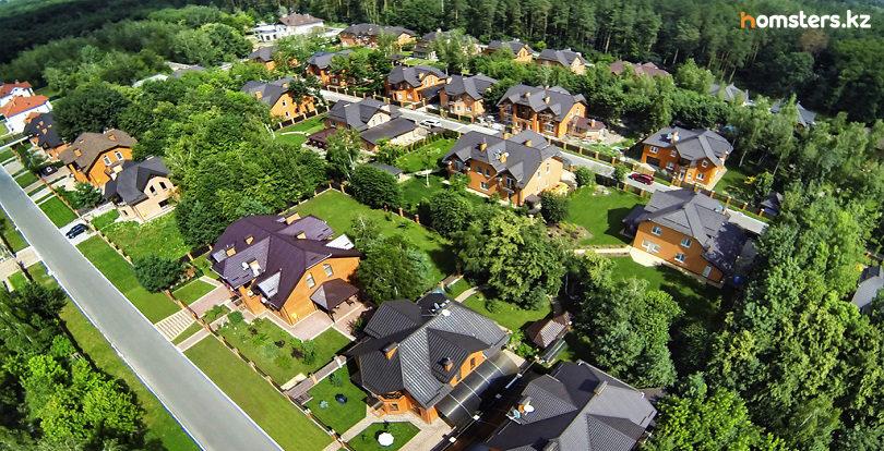 Жизнь в пригороде: ТОП 5 ЖК, куда переехать из шумной Астаны